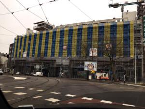 Steigerbouw amsterdam overtoom